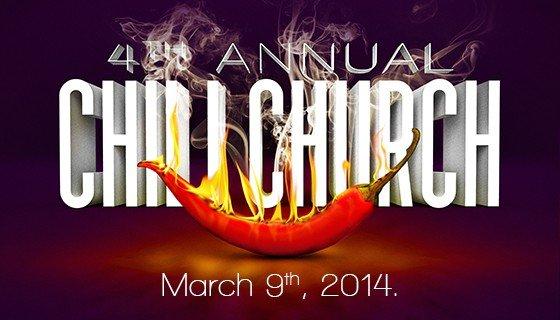 Chili Church 2014