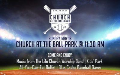 2nd Annual Church at the Ballpark