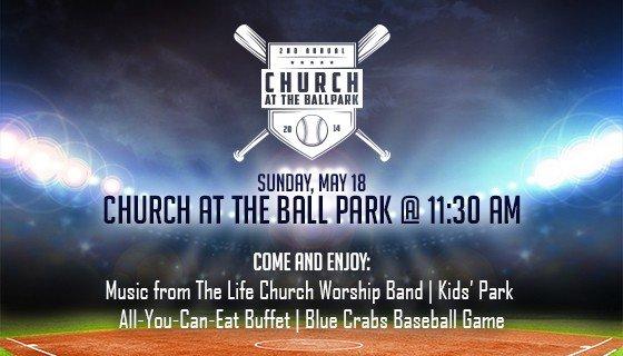 Church at the Ballpark
