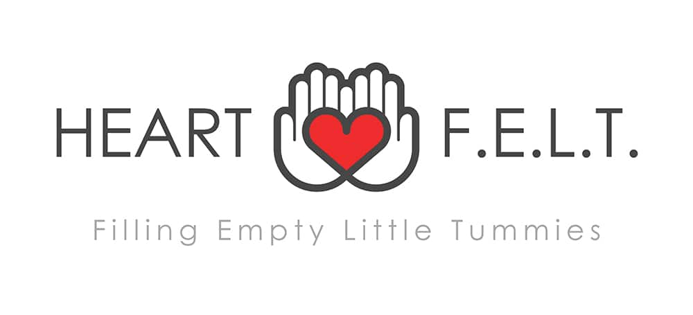 Heart F.E.L.T. - Filling Empty Little Tummies