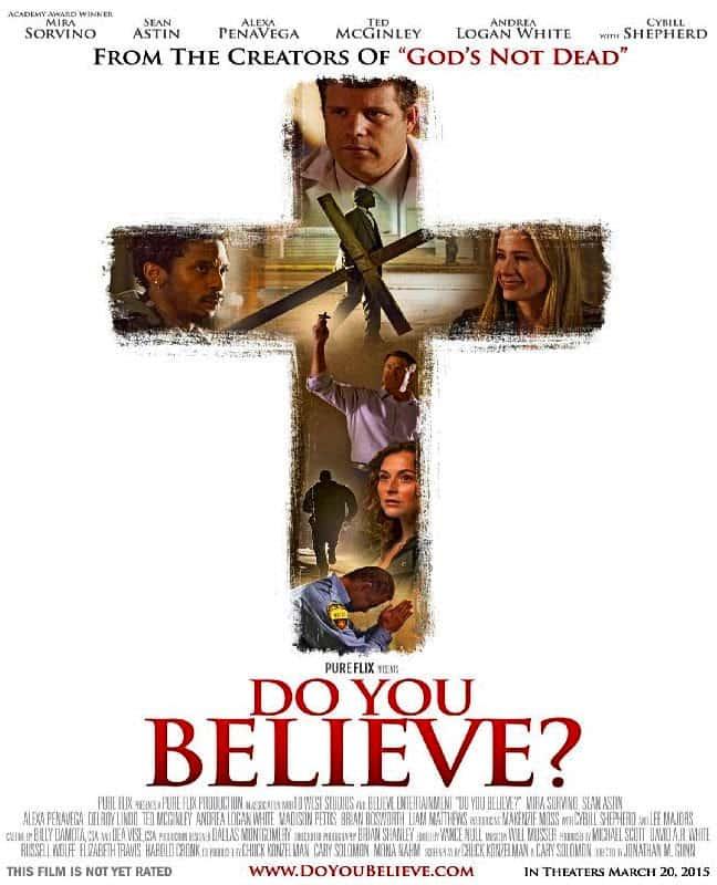 Do You Believe Movie Night