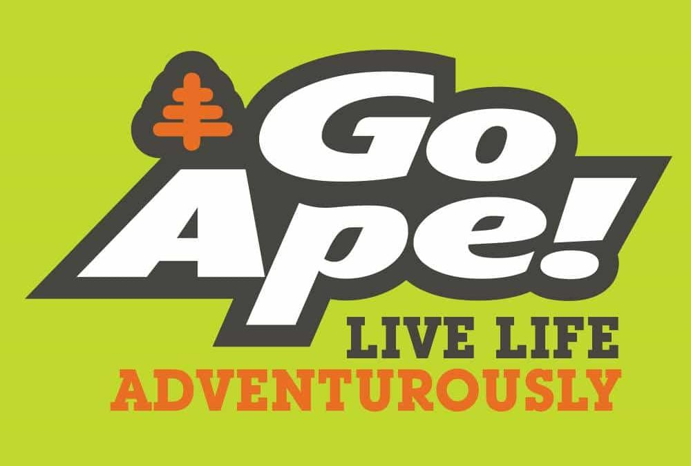 """""""Go Ape"""" Youth Event"""