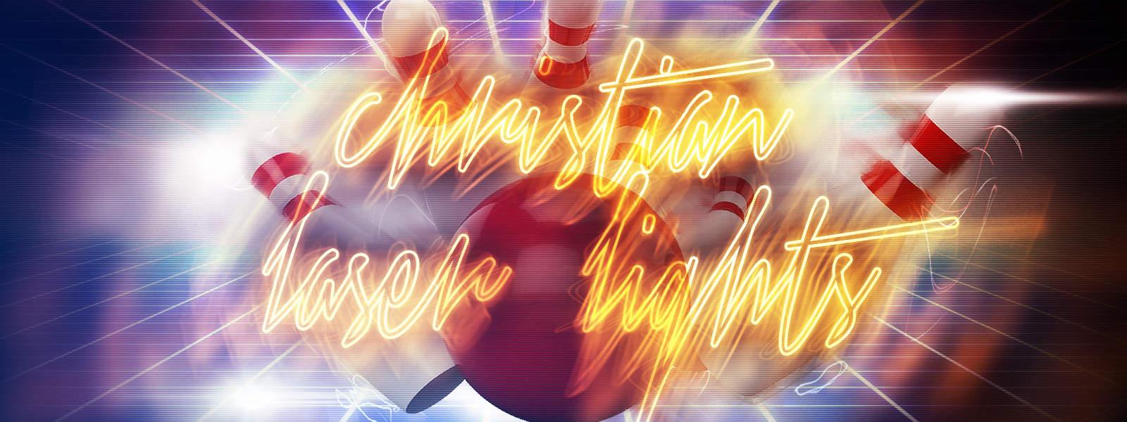 Christian Laser Lights