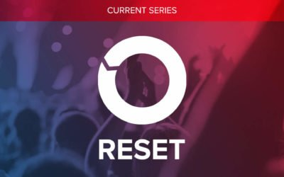RESET- Our New Series Begins Tomorrow!
