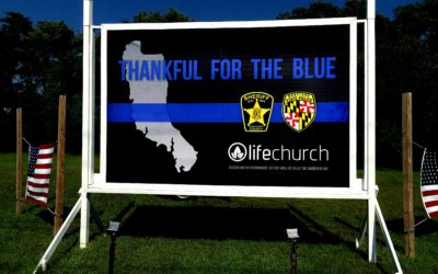 Law Enforcement Memorial and Appreciation Service May 9