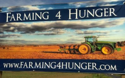 Farming 4 Hunger 8/12/17 is cancelled.