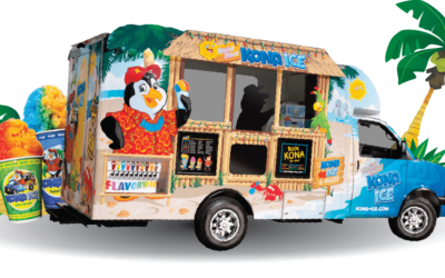 First Taste of Summer with Kona Ice THIS SUNDAY!