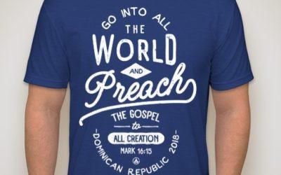Dominican Republic Missions Trip 2018 Shirt Fundraiser