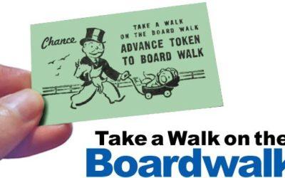 Ladies of Life on the Boardwalk