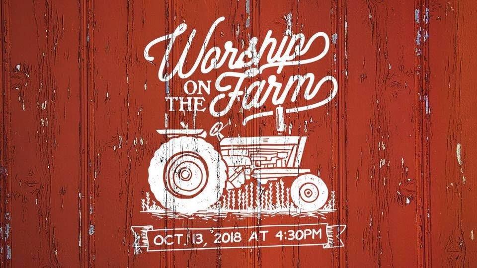 Worship on the Farm