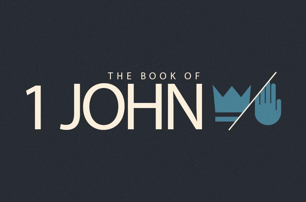 1 John Life Group Tuesday Nights!