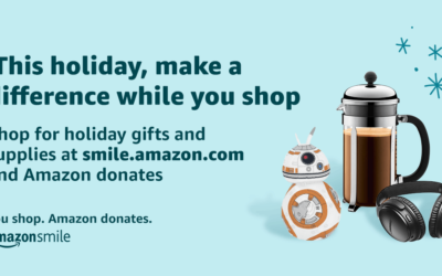 Did you know your purchases can make a difference?